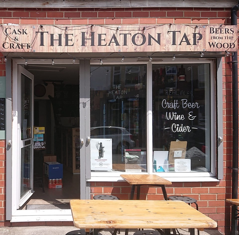 Review – The Heaton Tap.